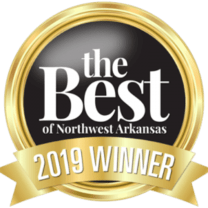 image of 2019 best of the best award for best moving company in Rogers AR